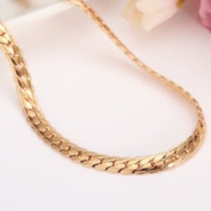 Jewelry - 5mm Gold Necklace